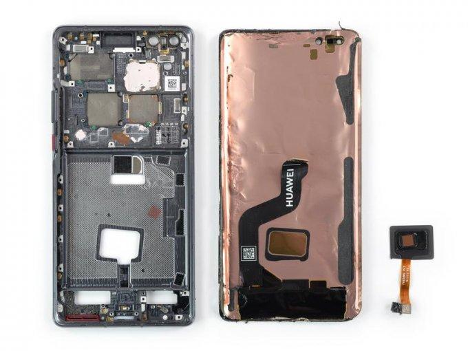 Эксперты iFixit разобрали и оценили ремонтопригодность Huawei Mate 40 Pro гаджеты,мобильные телефоны,наука,Россия,смартфоны,советы,телефоны,техника,технологии,электроника