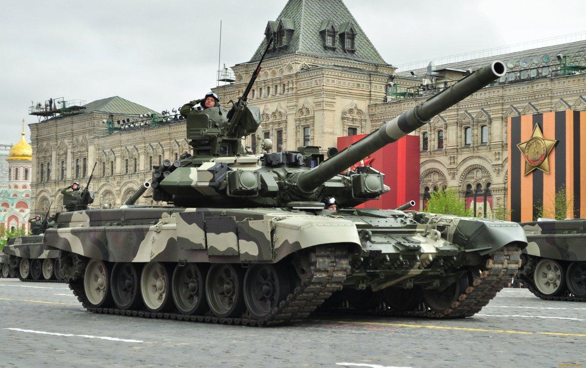 Все российские танки фото
