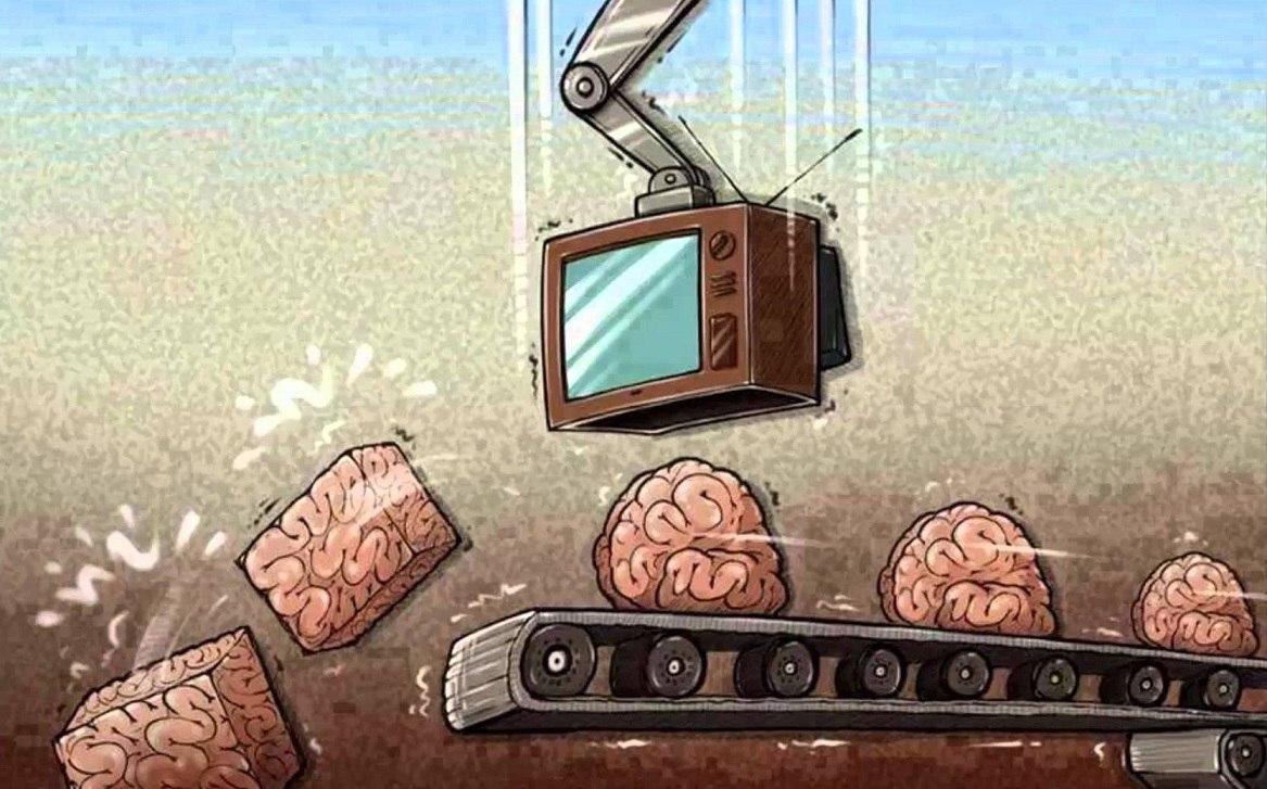 Телевидение картинки прикольные, создал женщину прикольные
