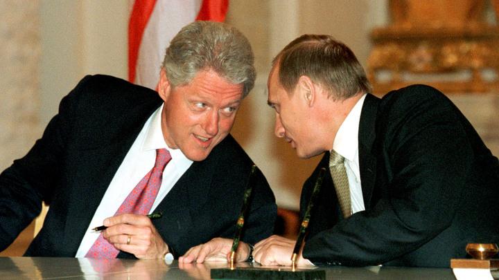 Секретные переговоры Путина и Клинтона: Президента подвели американизмы геополитика,россия