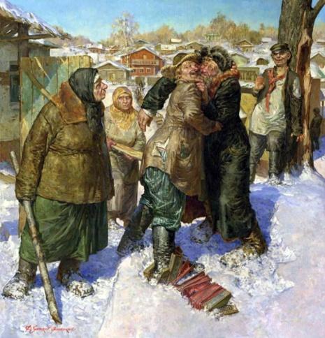 художник Владимир Чумаков-Орлеанский картины – 14