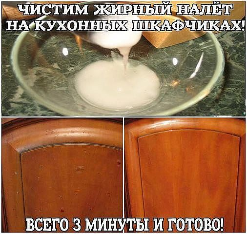 Вам потребуется сода и подсолнечное масло (1,5:1), развести как сметану, средней густоты. Этот скра...