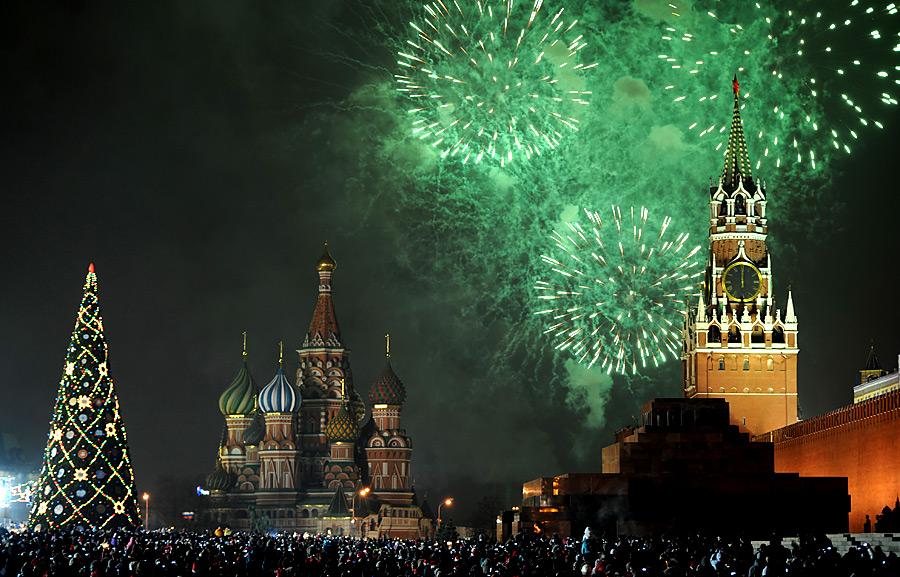 Новогоднее обращение к президенту РФ В.В.Путину