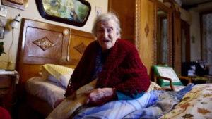 Старейшая женщина мира назва…