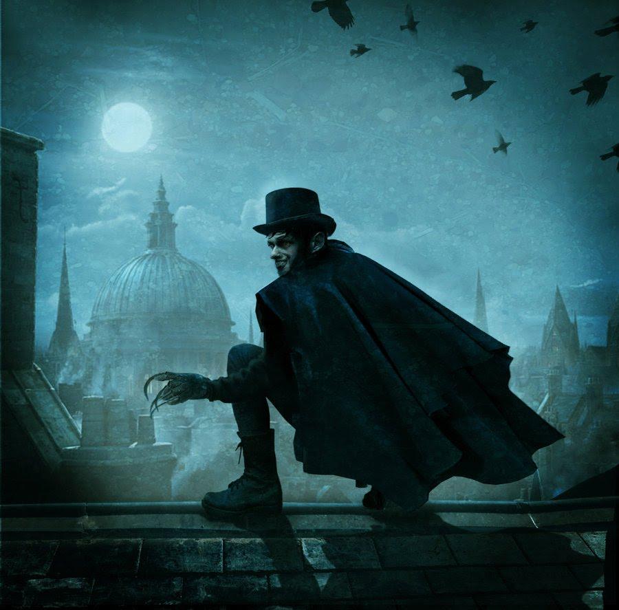 Джек-прыгун: огнедышащий дьявол из Лондона интересное,интересные люди,интересные факты,история,факты