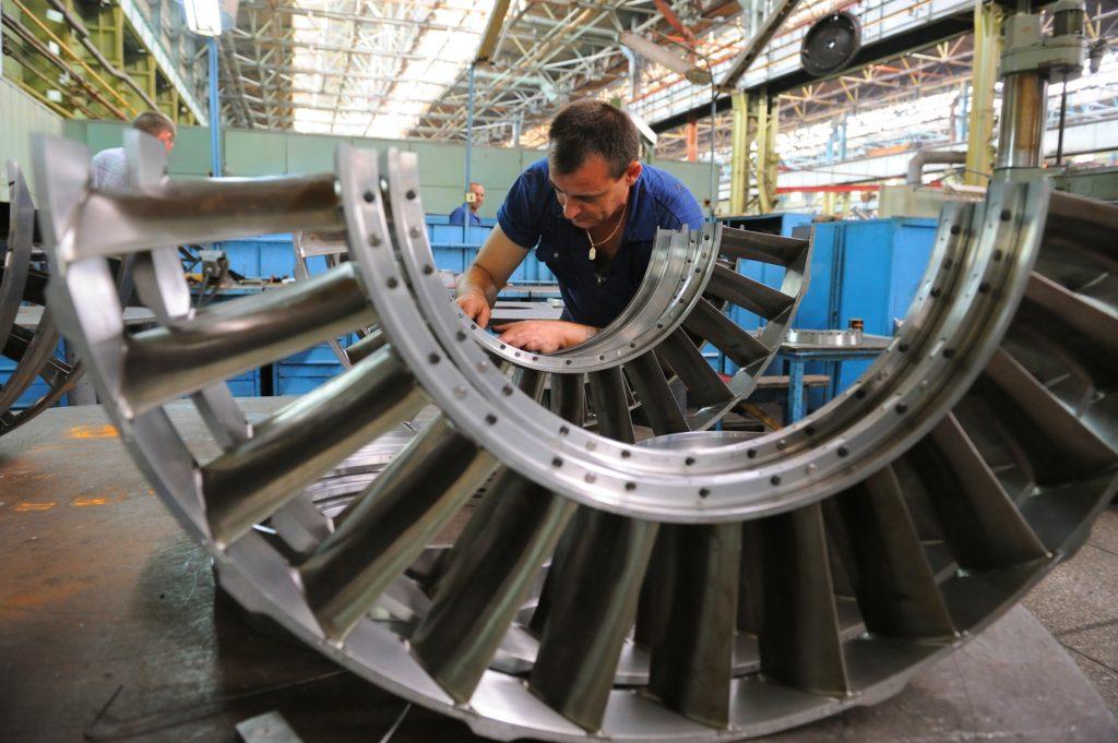 Оставшийся без заказов из России украинский турбинный завод погибает