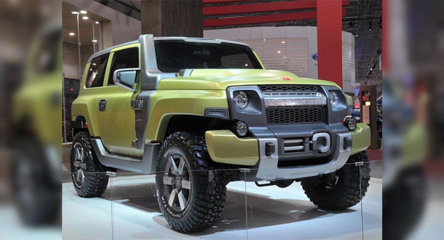 После закрытия компанией Ford производства в Бразилии прекратится выпуск внедорожника T4 4×4 Автомобили