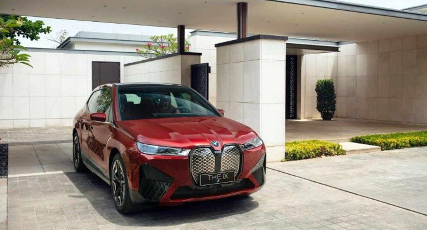 BMW назвала различия между водородными авто и электромобилями Автомобили