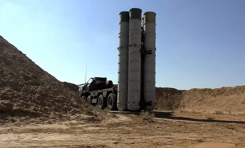 Турция перебросила ЗРК С-400 на Черноморское побережье Новости