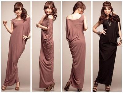 Моделирование ассимметричного платья 0