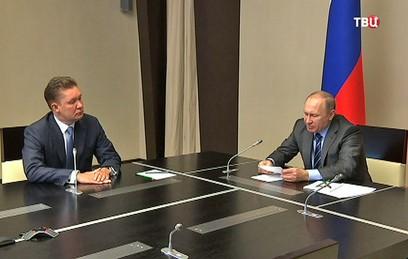 Путин запустил самое северное месторождение нефти в России