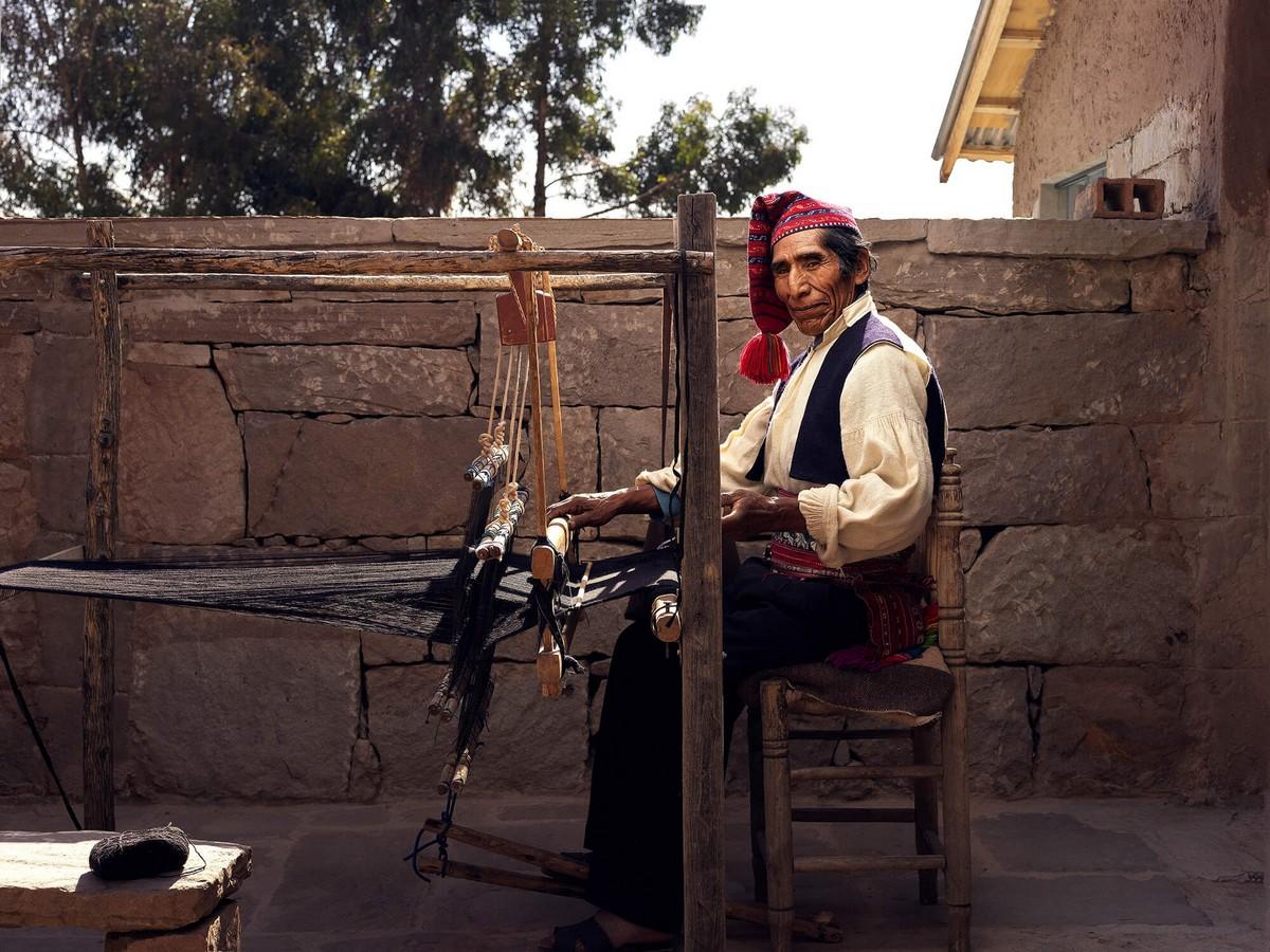 Перуанские мастера ремёсел Латинская Америка,Перу,ремесленники