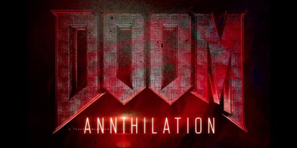 Вышел первый трейлер фильма Doom: Annihilation Action