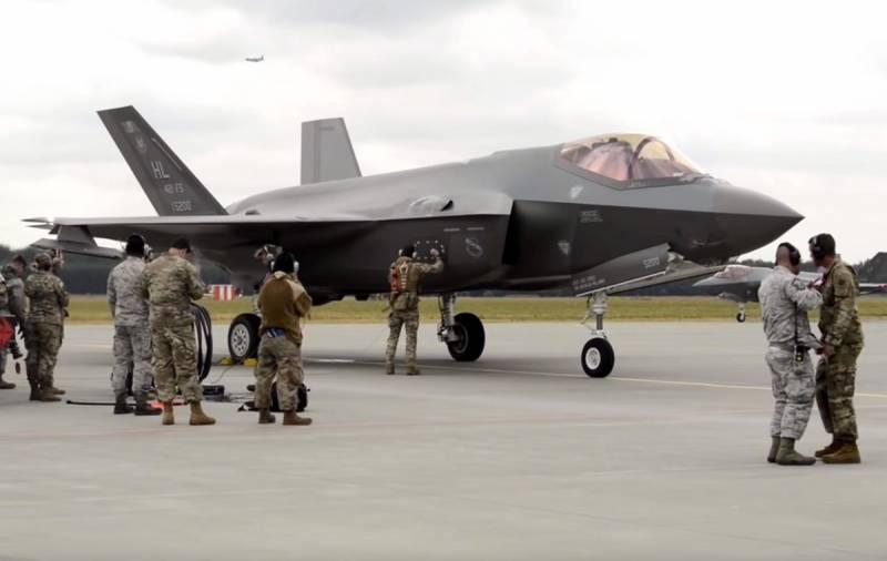 F-35 лишат скрытности? Западная пресса о продаже истребителя на Ближний Восток ввс