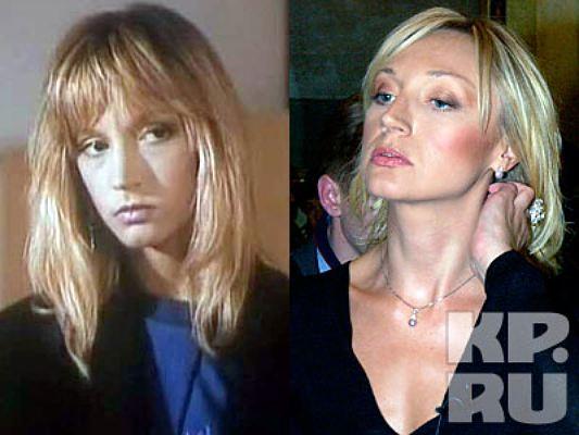 Вот как менялась с годами Кристина Орбакайте. На некоторых фото её просто не узнать!