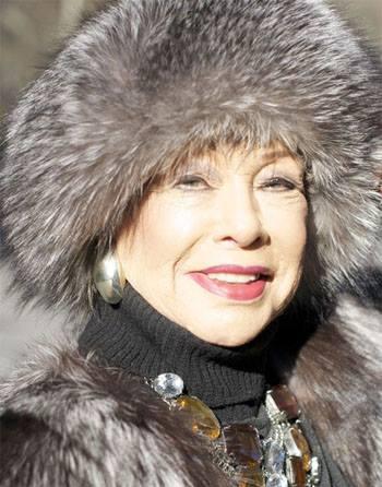 Возраст и стиль — теплые и красивые шапки для элегантных дам!