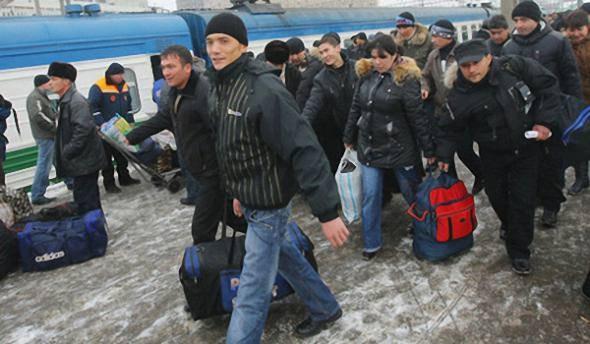 98% прироста населения России обеспечила миграция – Росстат