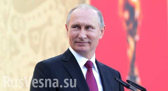 Упс. Нежданчик: Известный либерал призвал искренне полюбить Путина