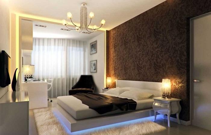 20 идей, как оформить спальню в современном стиле, чтобы она пришлась по душе каждому