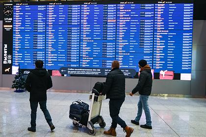 В России предложили создать проездной для международных полетов Путешествия