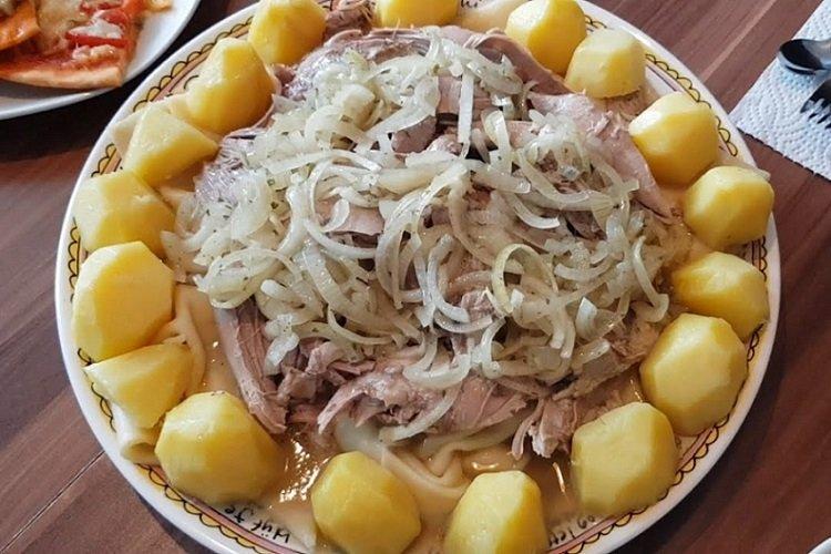 15 простых и вкусных рецептов бешбармака кухни мира,мясные блюда
