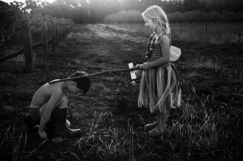 Вот как выглядит счастливое детство