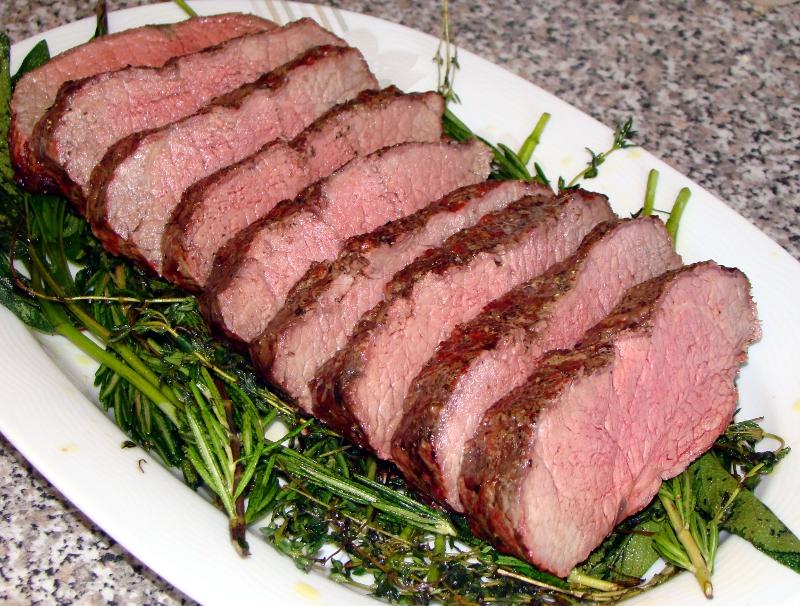 понравилось, как говяжий ростбиф рецепт с фото ней очень разные