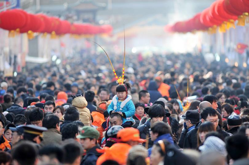 Почему китайцев так много?
