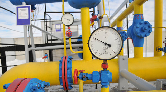 Газпром будет зависеть от Ук…