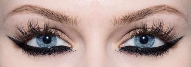 рисуем идеальные стрелки на глазах