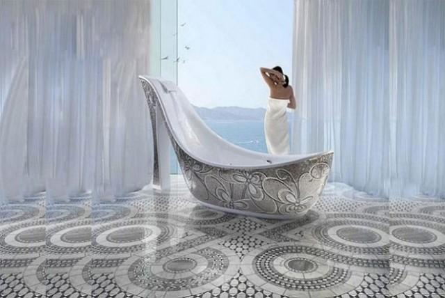 20 роскошных ванн 3