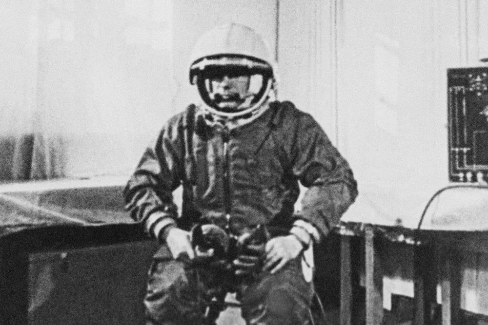 Космонавт номер ноль