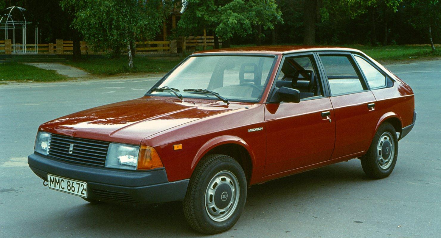 Как сложилась судьба последней версии АЗЛК-2141 Автомобили