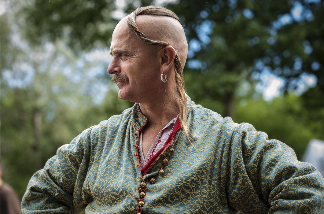 Украина волосы, прическа