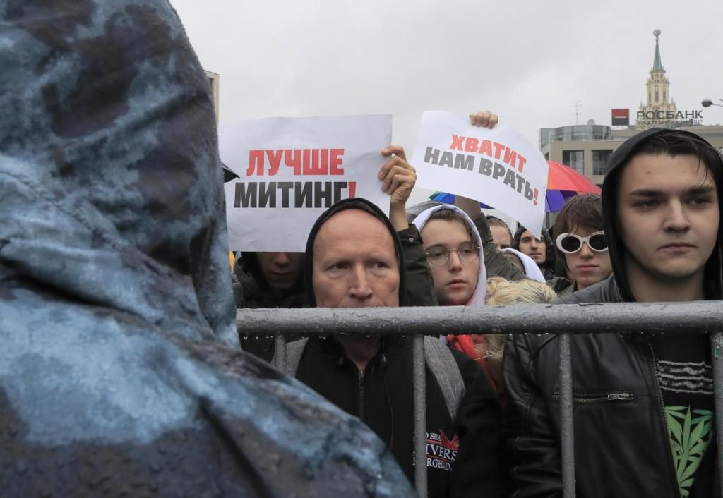 Ольга Туханина. Бунт понаехавших: откуда на московских митингах взялись немосквичи?