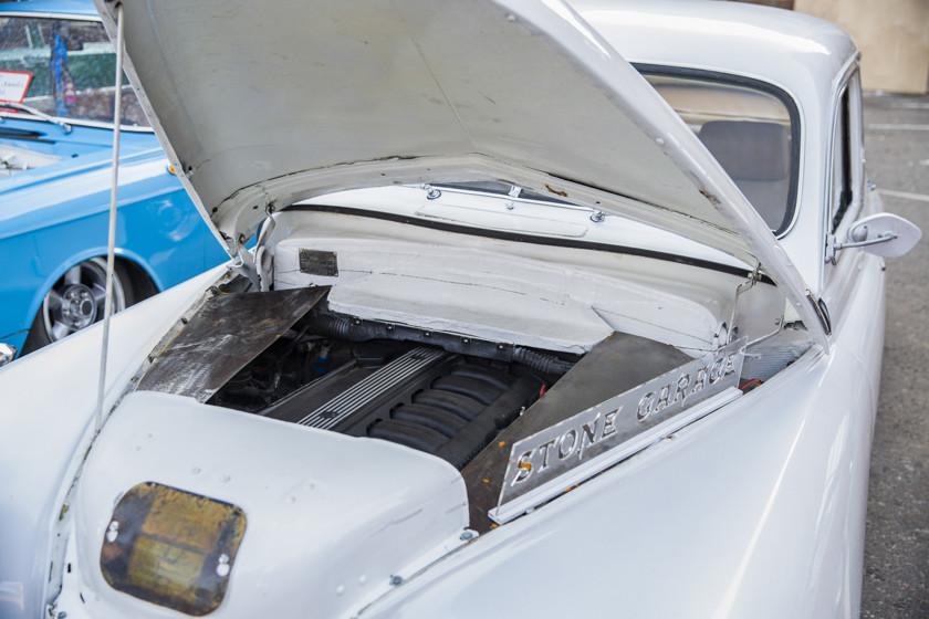 Удивительная «Победа» с начинкой от BMW