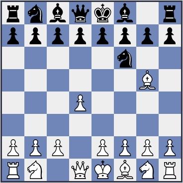 Атака Тромповского A45 1.d4 Nf6 2.Bg5. База около 3000 шахматных партий мастеров в формате PGN. Скачать бесплатно