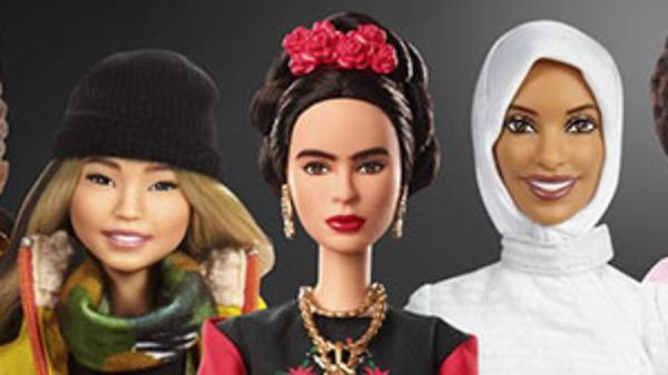 Такого еще не было! Вышла серия Барби в честь самых крутых женщин мира