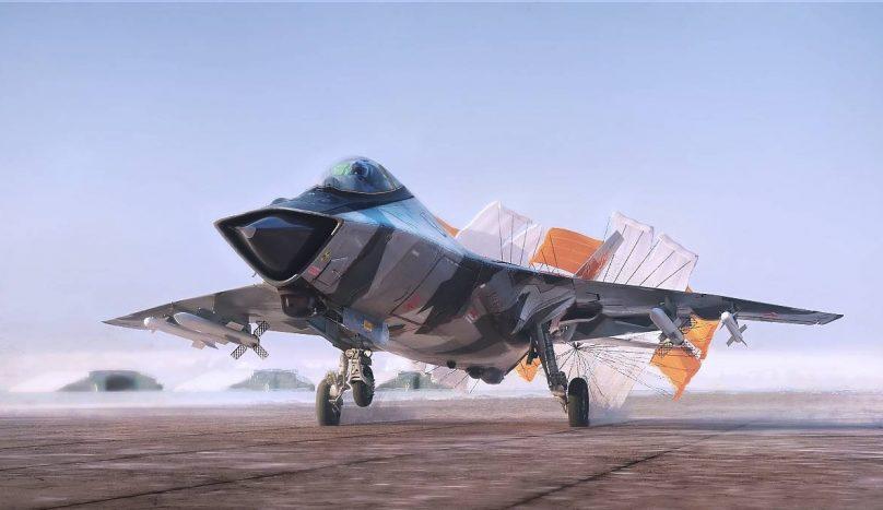 МиГ-41: российский перехватч…