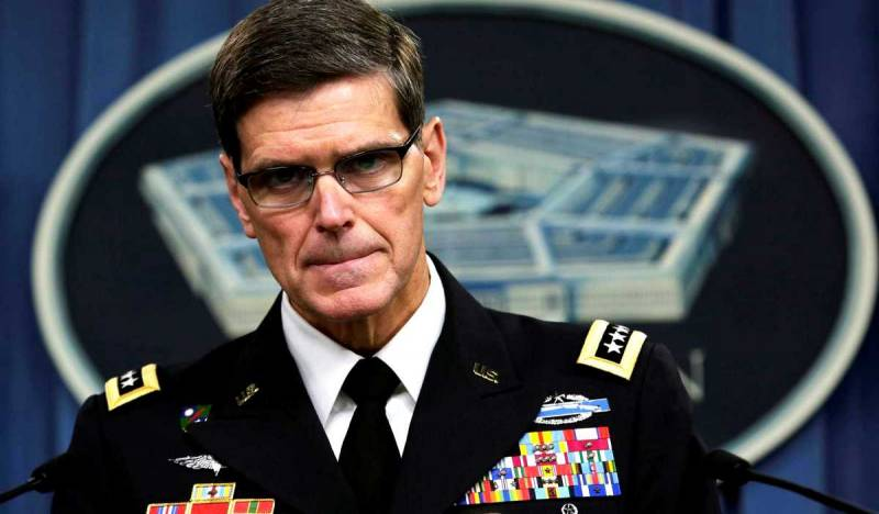 Пентагон закатил истерику