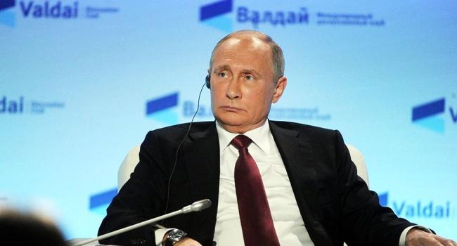 Путинский садизм в отношении Украины.