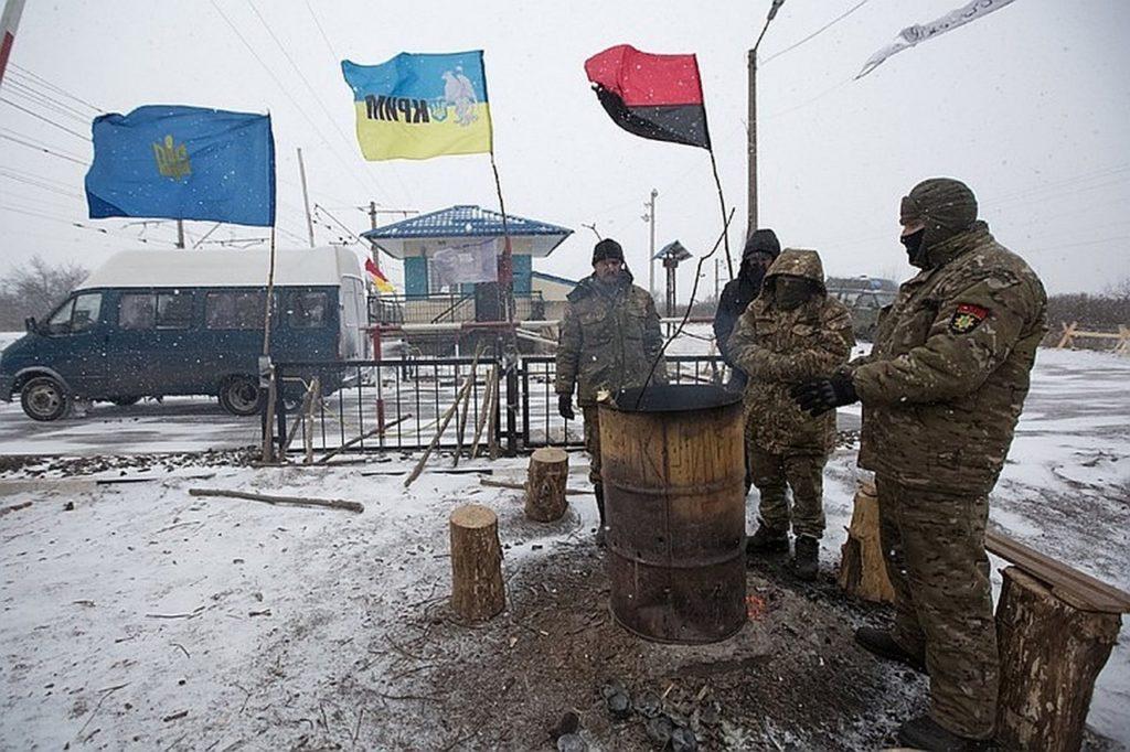 Украина — Россия: доломать в…