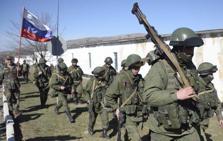 Украина представила данные о численности российских войск на Донбассе