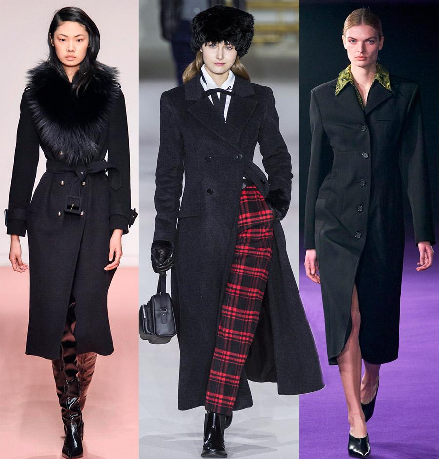 Женская мода осень-зима