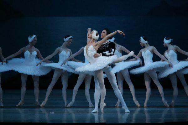 """День одного балета. """"Лебединое озеро"""""""