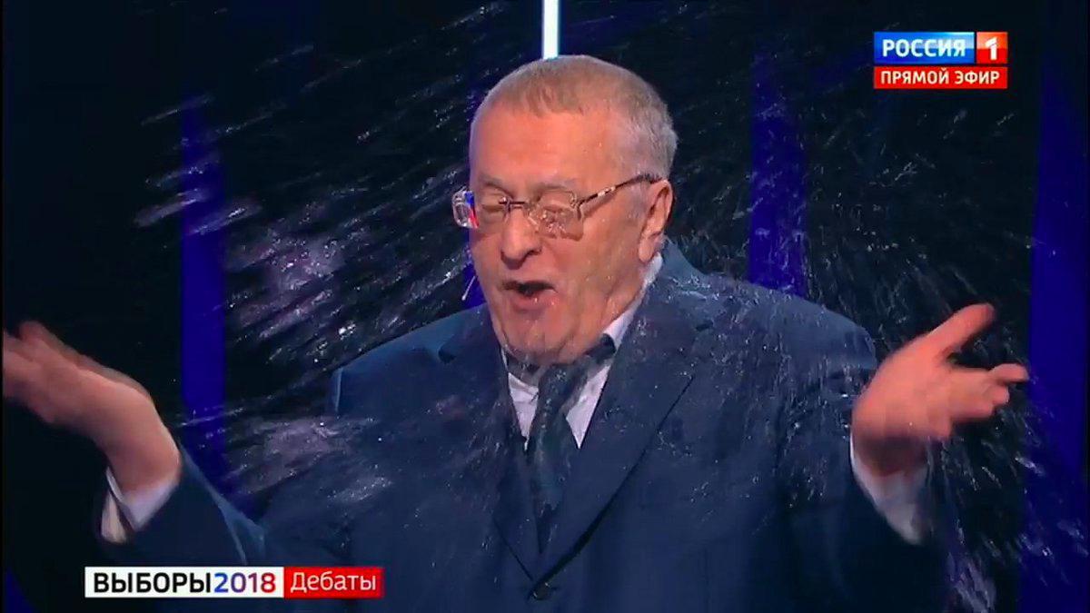Собчак VS Жириновский. Высок…