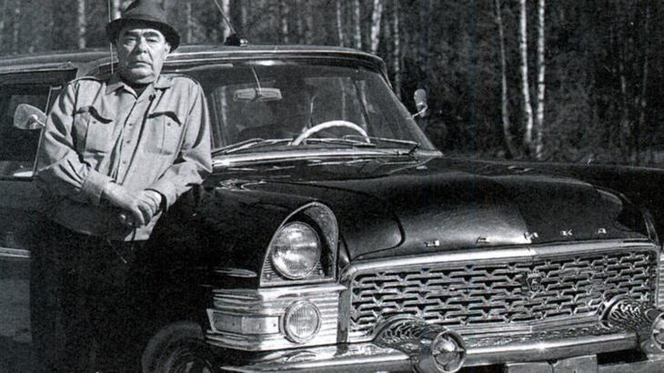 """Важная птица: история разработки ГАЗ-13 Чайка автомобили,ГАЗ-13 """"Чайка"""",история,автомобили,новости"""