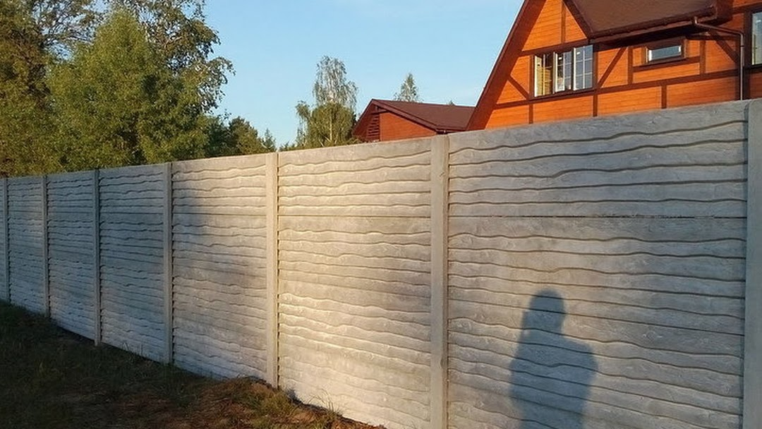 Из какого материала поставить долговечный забор