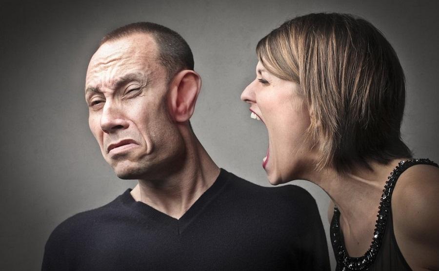 Прикольные картинки ссоры мужа и жены