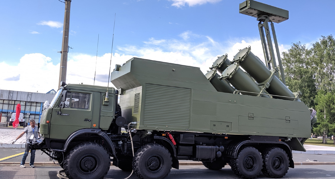 Ракетный комплекс «Рубеж» усилит береговую оборону России